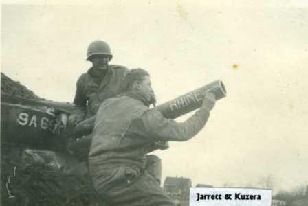Jarrett and Kuzera